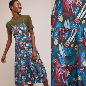 Anthropologie Eva Franco Mosaic Dress